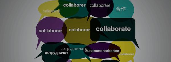 La colaboración es el quid de la cuestión