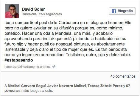 Publicación Carbonero