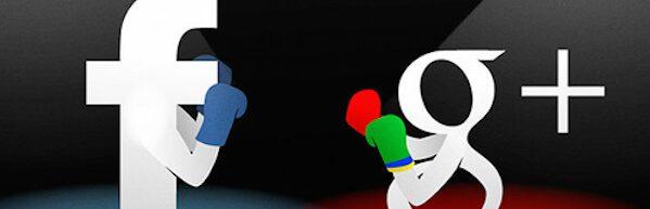 Los números de Google+ vs. los de Facebook en la estrategia de Social Media Marketing