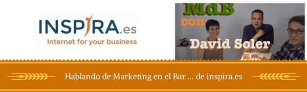 Hablando de Marketing en el Bar ... de inspira.es