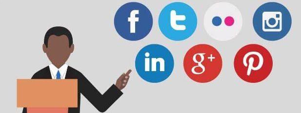 Política, políticos, táctica y medios sociales
