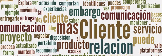 El cliente es el centro de la estrategia