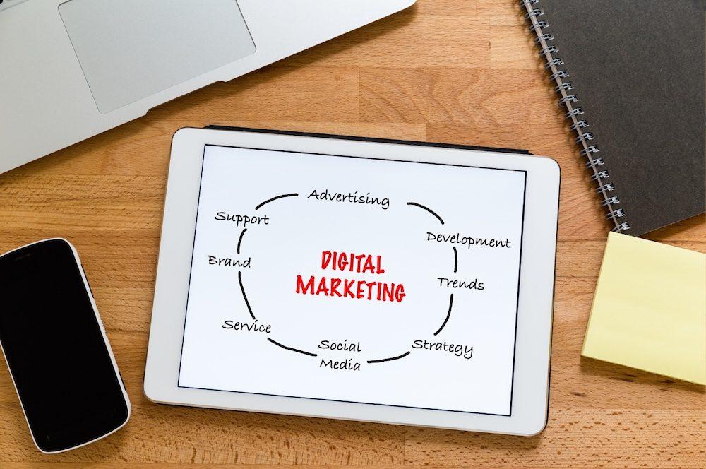 Acciones de marketing digital: SEO, SEM, SMM, contenidos
